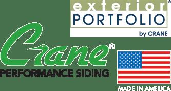 Crane Performance Siding Logo