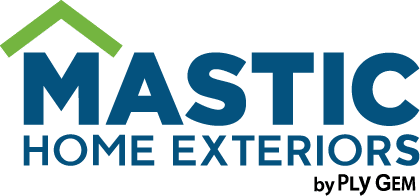 Mastic Home Exteriors by Ply Gem Logo